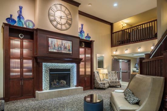 Spokane Valley, واشنطن: Hotel Lobby