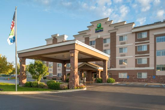 Spokane Valley, واشنطن: Hotel Exterior