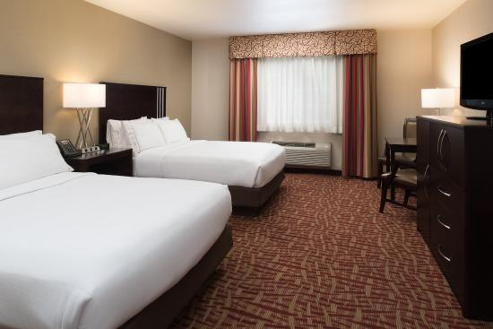 Spokane Valley, WA: Two Queen Guest Room