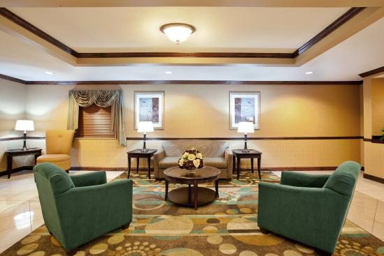 Tuscola, IL: Hotel Lobby