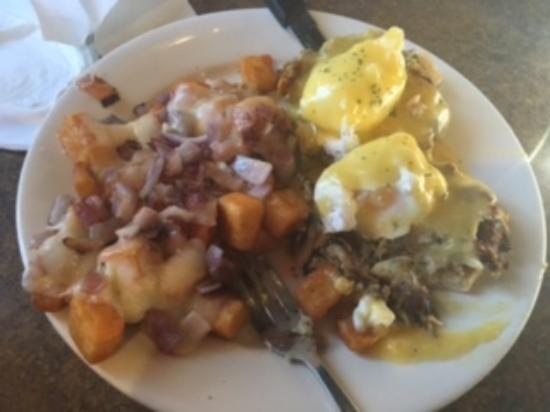 Broken Egg - Picture of The Egg Bistro, Suffolk - TripAdvisor