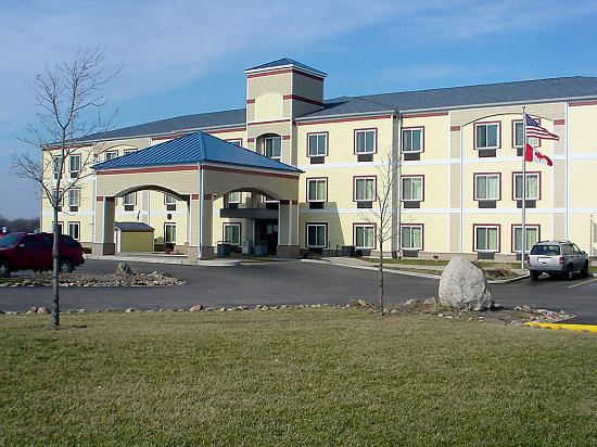 Holiday Inn Express Rensselaer
