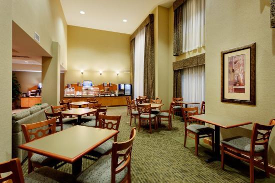 Victor, estado de Nueva York: Breakfast Area