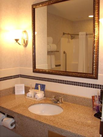 Victor, estado de Nueva York: Guest Room Bathroom