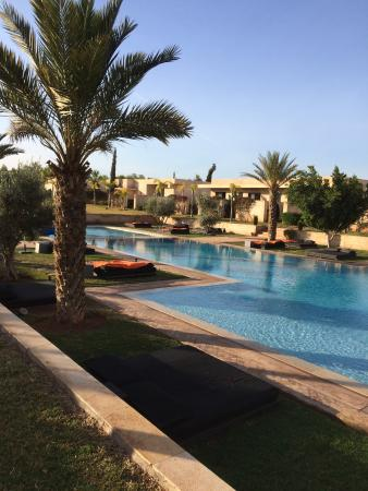 Sirayane Boutique Hotel & Spa: The Pool side