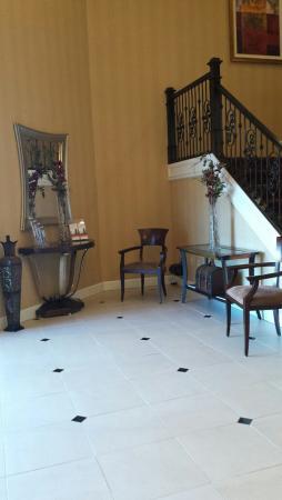 Port Wentworth, GA: Hotel Lobby