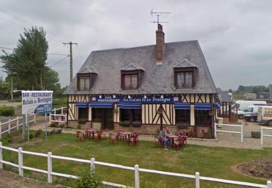Eure, France : LE RELAIS DE LA BRETAGNE  (Boissy Lamberville, 27)
