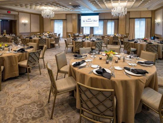 Birmingham, Μίσιγκαν: Dinner In Salon I.II