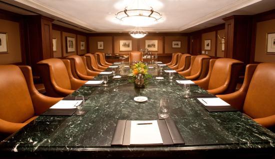 Birmingham, Μίσιγκαν: Boardroom