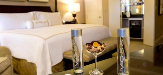 Birmingham, Μίσιγκαν: Luxury Room Amenity