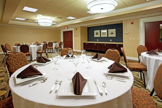 Holiday Inn Anderson: Hartwell Room offers flexible set up