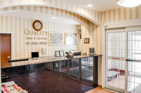 Quality Inn & Suites Hershey: Lobby