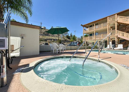 El Cajon, Kalifornien: Hot Tub