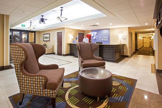 American Fork, UT: Hotel Lobby