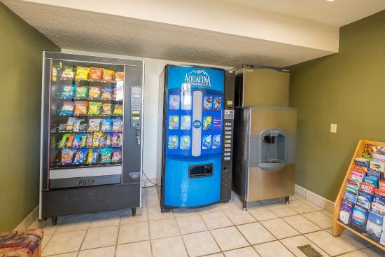 Parsippany, Nueva Jersey: Vending Area