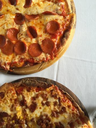 Peperoni Marina : Best Pizza !!