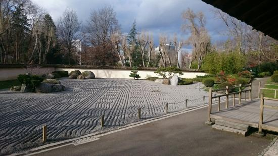 Le jardin zen - Picture of Jardin Japonais, Toulouse - TripAdvisor