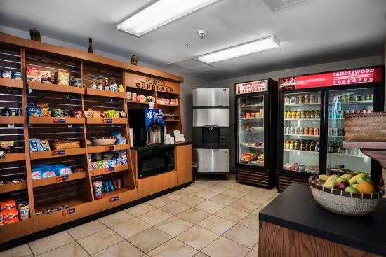 Conway, AR: Candlewood Cupboard