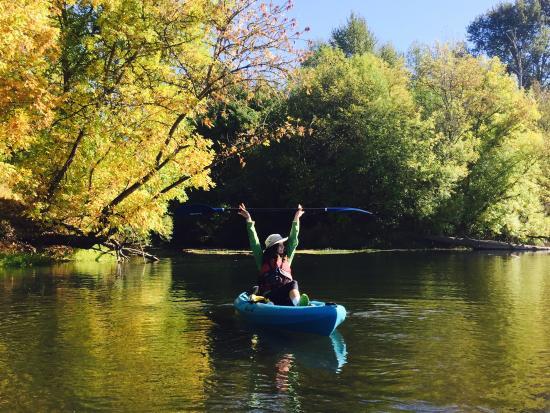 Corvallis, Oregón: Kayaking tours