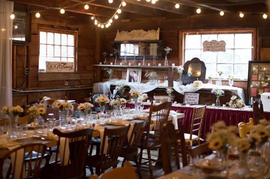 11/7/15 Wedding - Picture of Jacks Barn, Oxford - Tripadvisor