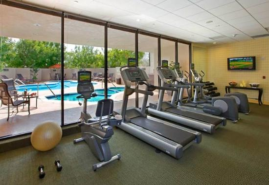 Monrovia, CA: Fitness Center