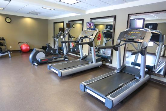 Milpitas, Kalifornien: Fitness Center