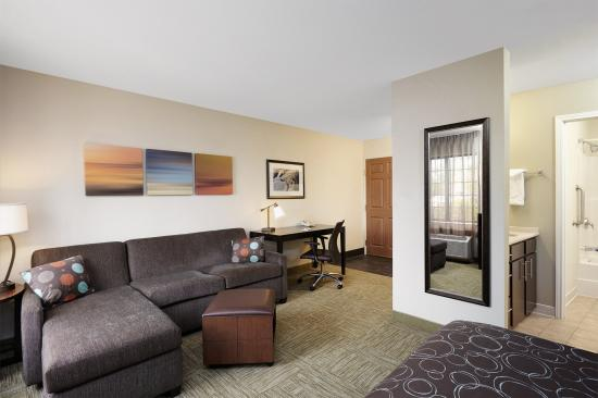 Lincolnshire, إلينوي: Guest Room