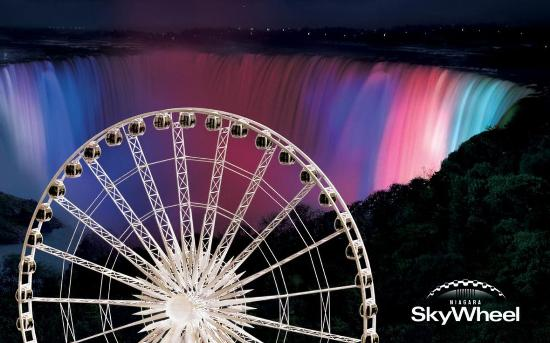 Country Inn & Suites By Carlson, Niagara Falls, ON: Niagara FallsSkywheel