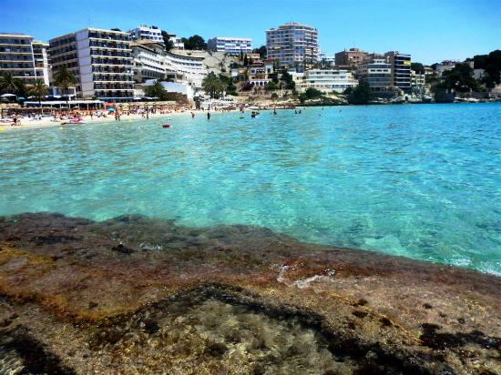 Playa de Cala Mayor - Picture of Playa de Cala Mayor, Palma de Mallorca - Tri...