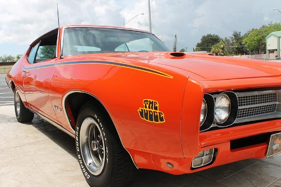 1970 pontiac gto judge picture of ideal classic cars museum