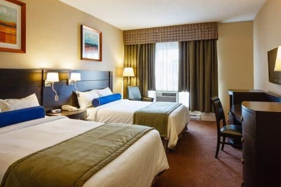 Royal Versailles Hotel : Premium 2 Beds