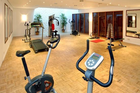 Saint-Josse-ten-Noode, Belgien: Fitness Room