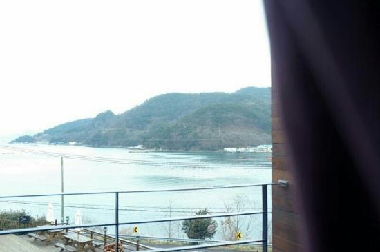 Tongyeong, Korea Południowa: 엔 카사
