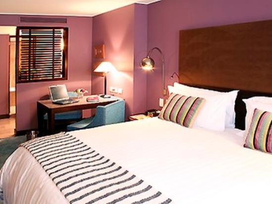 Sofitel Bogota Victoria Regia: Guest Room -OpenTravel Alliance - Guest Room-