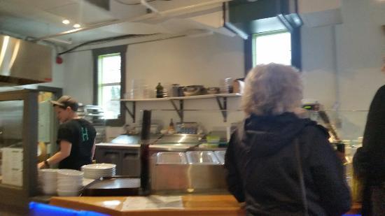 Abbotsford, Canada: Harvest Grill 'n' Greens