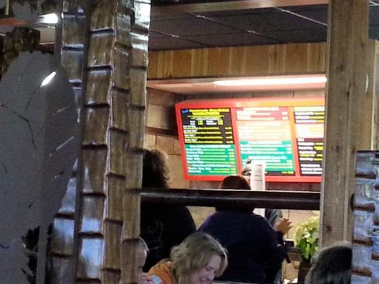 Madison, TN: menu