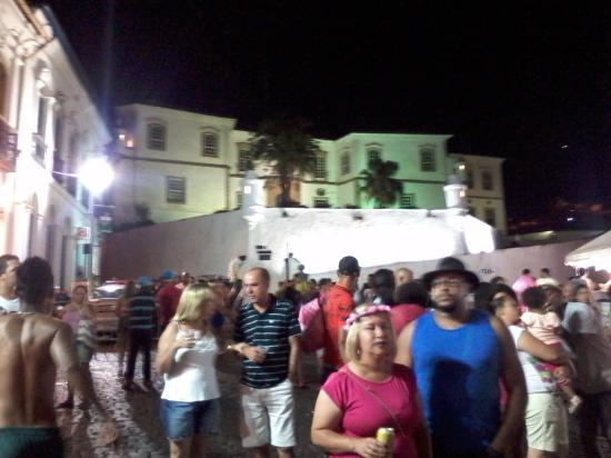 6fba3eb8c2 Praca Tiradentes  Praça Tiradentes à noite