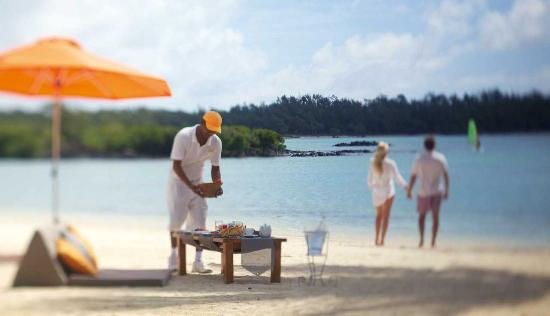 Constance Le Prince Maurice: Beach