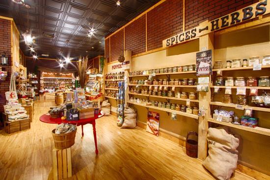 Alejandría, VA: The Spice & Tea Exchange of Alexandria