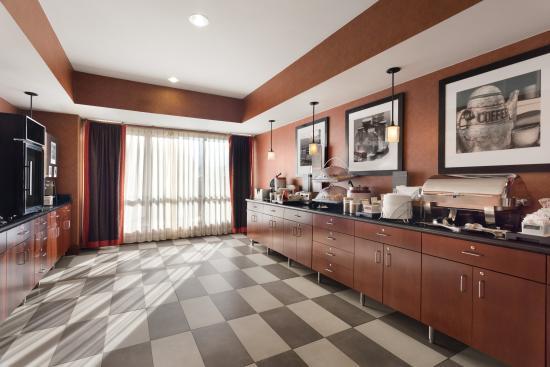 Westminster, CO: Hotel Breakfast Area