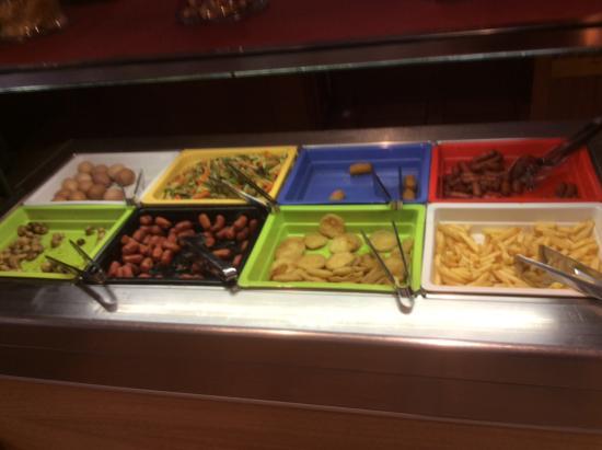 La Massana, อันดอร์รา: Canteen style food