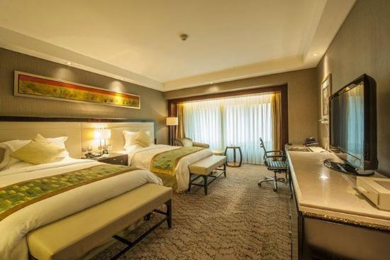 Shijiazhuang, China: Cozy Twin Room