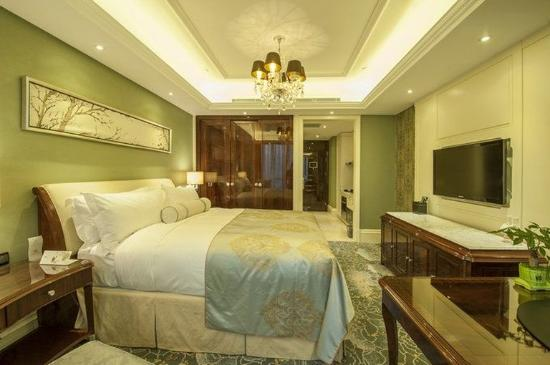 Shijiazhuang, China: cozy one bed room
