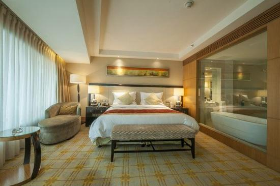Shijiazhuang, China: Deluxe King Room