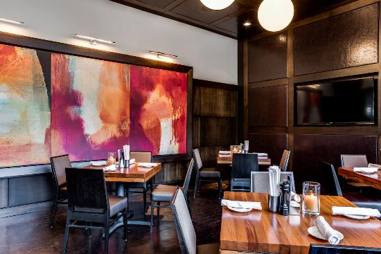 Rockville, MD: Plenty of beautiful space for private events!