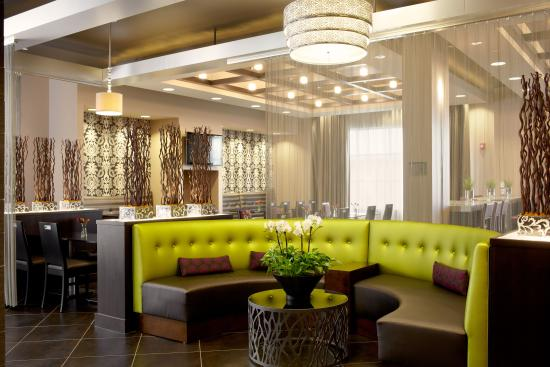 Hyatt House Philadelphia/King of Prussia: Dining Room