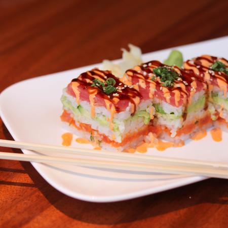 Rockville, MD: Enjoy our Chefs' unique sushi creations!