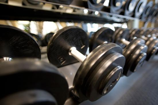 Hyatt House Seattle/Bellevue: Fitness Room
