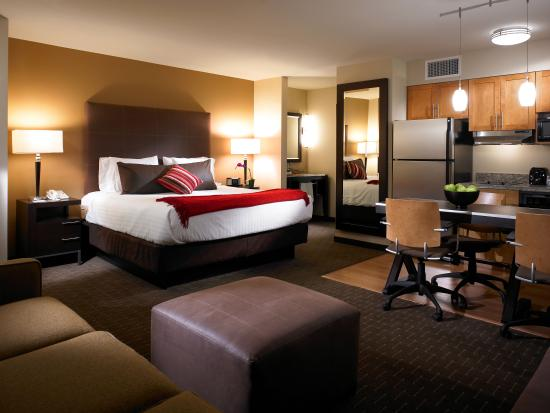 Hyatt House Seattle/Bellevue: Studio Room