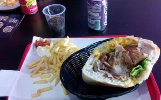 kebab lyon
